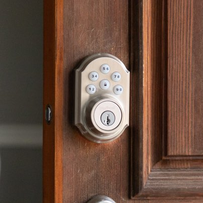 Las Vegas security smartlock